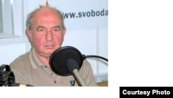 """Moisei Gelman, editor-in-chief of Moscow newspaper """"Industrual news@"""