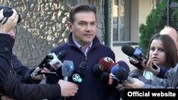 Претставникот на СДСМ во преговорите за медиумите Роберт Поповски.