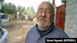 ابو داوود، ضرير يعمل وهو في السبعين