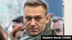 Alekseý Nawalnyý