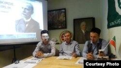 Кичәдә Гаспралыга багышланган видео күрсәтелде