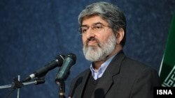 علی مطهری، نماينده تهران در مجلس شورای اسلامی