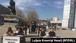 Aktivitet në Prishtinë në Ditën Ndërkombëtare të të Drejtave të Njeriut