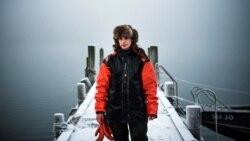 Единствената швеѓанка која нурка по школки наоѓа мир во морето