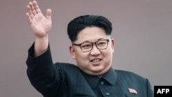 Лідер Північної Кореї Кім Чен Ин