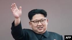 Lideri verikorean Kim Jong-Un