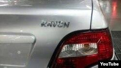 Ўзбекистон ички бозорида сотиладиган Chevrolet машиналари экспортга Ravon бренди остида сотилади