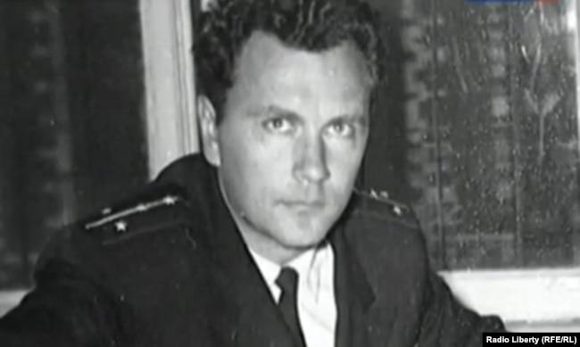 Валерий Саблин