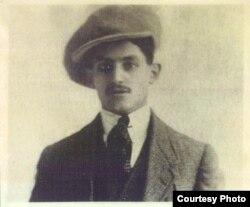 АҚШнинг енгил вазн тоифасидаги чемпиони Сидней Жаксон, 1912й.
