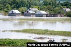 Наводнение в Минераловодском районе
