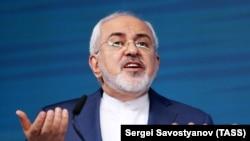 Eýranyň daşary işler ministri Mohammad Jawad Zarif