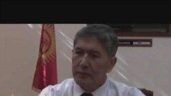 А. Атамбаев: Күчкө таянган бийлик көп турбайт