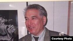 Kytgyz writer Chingiz Aitmatov (1928-2008)