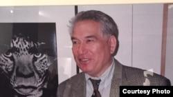 Кыргызский и советский писатель Чингиз Айтматов.