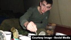 Погибший в Сирии российский военнослужащий Александр Прохоренко