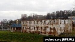 Будынак былога кляштара базыльянаў у Воршы
