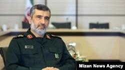 امیرعلی حاجیزاده، فرمانده نیروی هوافضای سپاه