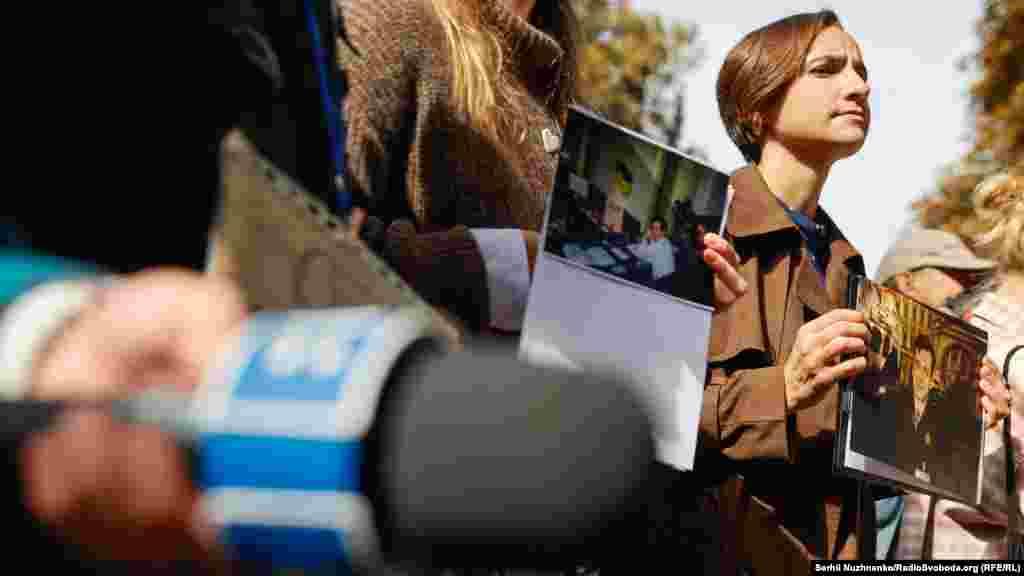 Крім того, у січні 2013 року суд засудив до довічного ув'язнення колишнього начальника департаменту зовнішнього спостереження МВС Олексія Пукача за вбивство журналіста
