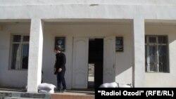 Бинои мақомоти пулиси ноҳияи Балҷувон.