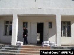 Бинои Шӯъбаи корҳои дохилии ноҳияи Балҷувон