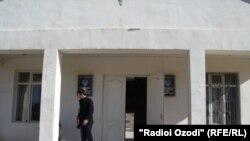 Здание отдела милиции Балджуванского района