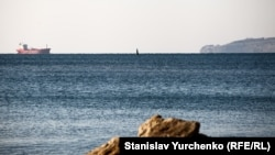 Узбережжя Чорного моря, Феодосія, Крим