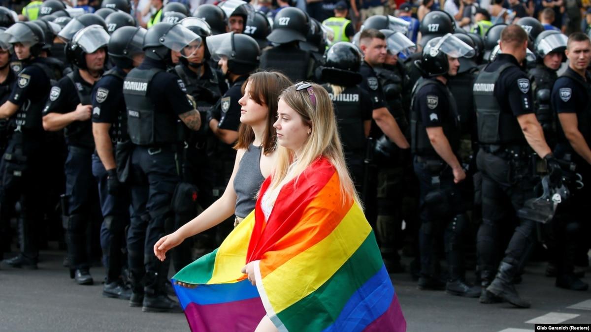 ЛГБТ-марш начался в Харькове – трансляция