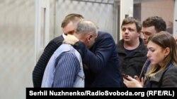 Затримання Бубенчика, підозрюваного у вбивстві двох силовиків: фоторепортаж із зали суду