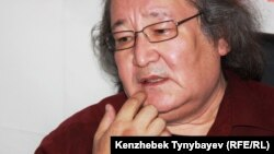 Режиссер, общественный активист Болат Атабаев. Алматы, 13 июля 2013 года.