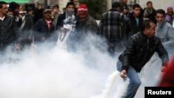 Тунис: волнения продолжаются