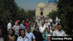Суғдиён сафари Самарқанду Бухороро меписанданд