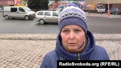 Донеччанка каже, що дивиться російські телеканали і канали бойовиків