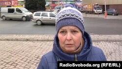 Жительница Донецка говорит, что смотрит российские телеканалы и каналы боевиков