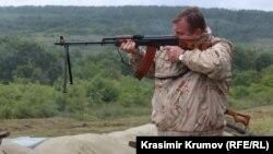 Министърът на отбраната и лидер на ВМРО Красимир Каракачанов