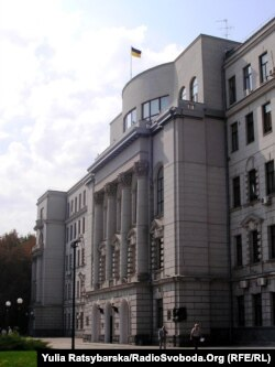 Будівля Дніпропетровської обласної ради – режимний об'єкт?