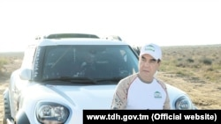President Gurbanguly Berdymukhammedov is allowed to drive anywhere in Turkmenistan.