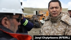 Kyrgyz Prime Minister Omurbek Babnov has staked his reputation on fighting corruption.