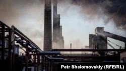 Химические заводы - крупнейшие поставщики парниковых газов в атмосферу
