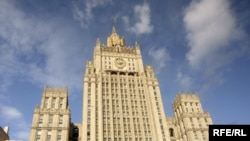 Russia -- Building of the Ministry for Foreign Affairs, 03Feb2007