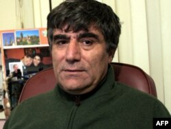 Грант Динк. Фото сделано за месяц до гибели журналиста