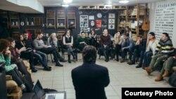 """Фестиваль документального кино """"Чеснок"""" в Тирасполе"""