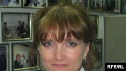 Народний депутат Ольга Боднар