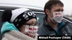 """Жители Волоколамска требуют закрытия мусорного полигона """"Ядрово"""""""