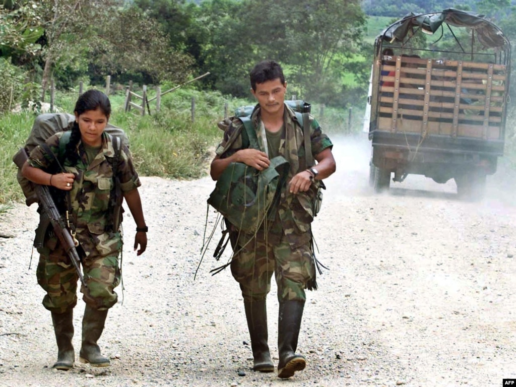 revolutionary armed forces of colombia Free essay: colombia has struggled throughout the years battling various terrorist groups the farc is the most dangerous terrorist organization that the.