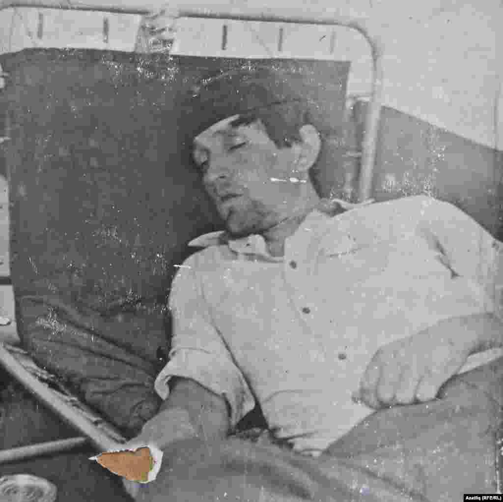 Чаллыдагы татар милли хәрәкәте җитәкчеләренең берсе Зиннур Әһлиуллин ачлык тота