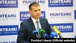 Valeriu Munteanu, fost deputat şi fost ministru al mediului