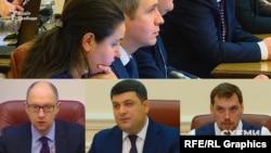 Оксана Маркарова встигла попрацювати в урядах Яценюка і Гройсмана, а тепер – знову очолила Мінфін уже в Кабміні Гончарука