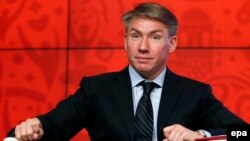 Глава оргкомитета ЧМ-2018 Алексей Сорокин
