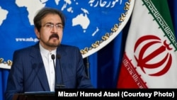 Iranian Foreign Ministry spokesman Bahram Qasemi did not specify when the arrest was made or on what charges.