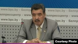 Tajik Ambassador to Belarus Qozidavlat Qoimdodov,